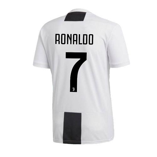 Détails sur Adidas Juventus Turin Heimtrikot 2018 2019 Maillot Home RONALDO 7 Hommes Enfants afficher le titre d'origine