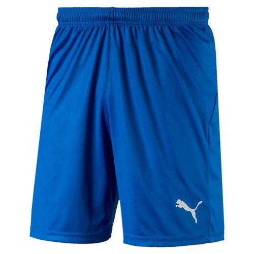 Puma Fußball Herren Liga Core Shorts mit Innenslip Männer kurze Hose schwarz wei