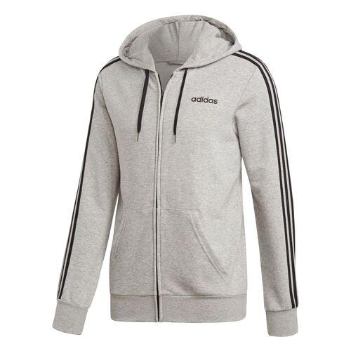 adidas Herren Hooded Jacke 3 Streifen Trainingsjacke