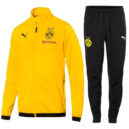 Details about Puma Football Borussia Dortmund BVB Mens Kids Full Tracksuit 2018 2019 Top Pants
