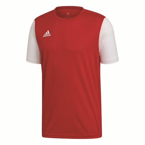 ed5980f5 Details about Adidas Football Soccer Sports Training Men Kids Short Sleeve  SS Jersey Shirt Top