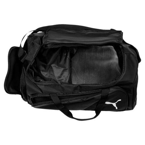 Puma LIGA Sports Football Soccer Travel Shouder Strap Medium Bag Unisex  Black 940b23dfc4bbd