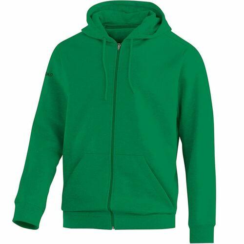 Freizeit grün Team Hoodie Jako Kapuzenjacke Sweatjacke