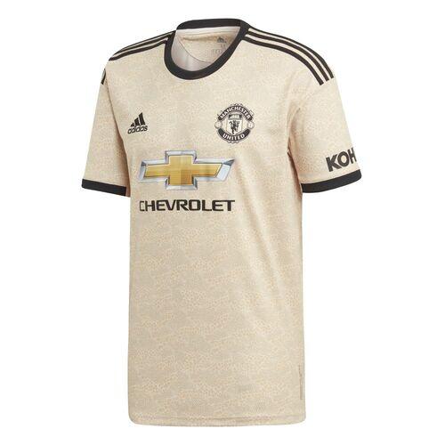 Details about Adidas Manchester United FC MUFC Mens Football Mens Away Jersey Shirt 2019 2020