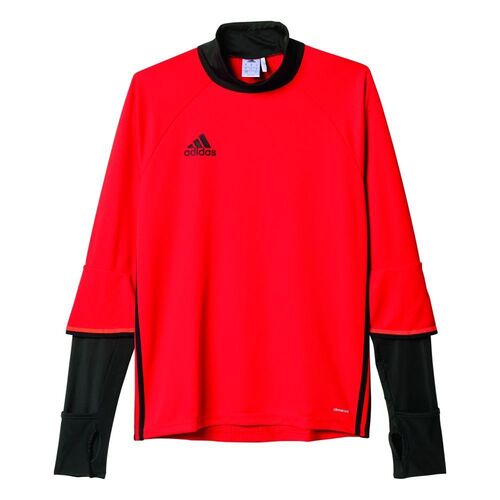 adidas Condivo 16 Trainingstop Kids rot schwarz 140