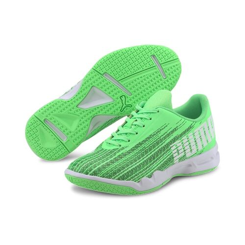 Puma Adrenalite 4.1 Kids Childrens Youth Indoor Lace Up Sports ...