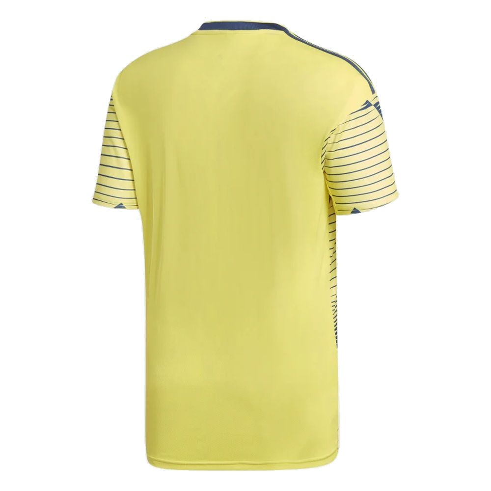 Details Zu Adidas Fussball Kolumbien Heimtrikot 2019 2020 Home Trikot Herren Hellgelb