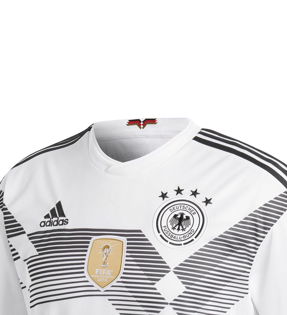 adidas fu ball dfb deutschland trikot home heimtrikot wm. Black Bedroom Furniture Sets. Home Design Ideas