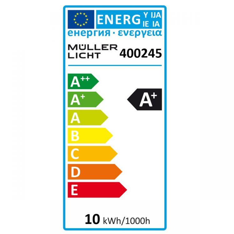 Müller Lumière DEL Ampoules Ampoule e27 10 W = 60 W 806 lm variateur blanc chaud 400014