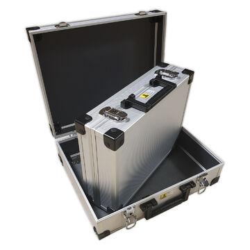 Allit 424100 AluPlus Basic />L/< 35 Werkzeugkoffer silber Alukoffer Koffer Kiste