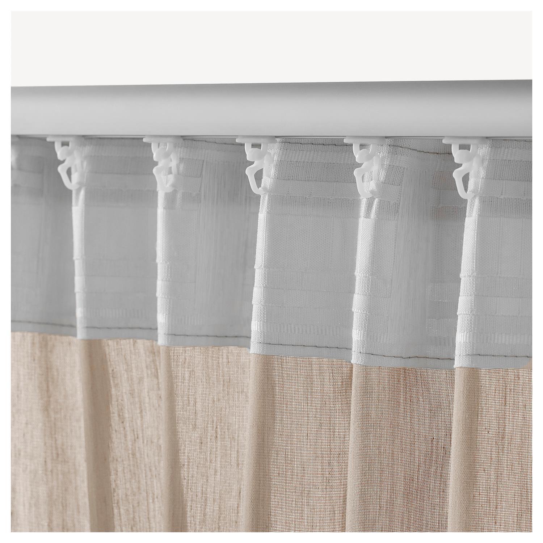 Elegant Ikea Gardinen Schiene Ideen