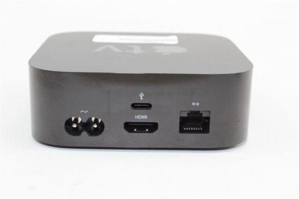 apple tv 4 32gb inkl kodi 17 6 mediacenter mr912fd a. Black Bedroom Furniture Sets. Home Design Ideas