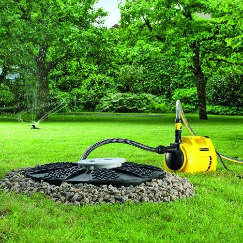kärcher bewässerungspumpe bp 2 garten set pumpe für den garten 3000