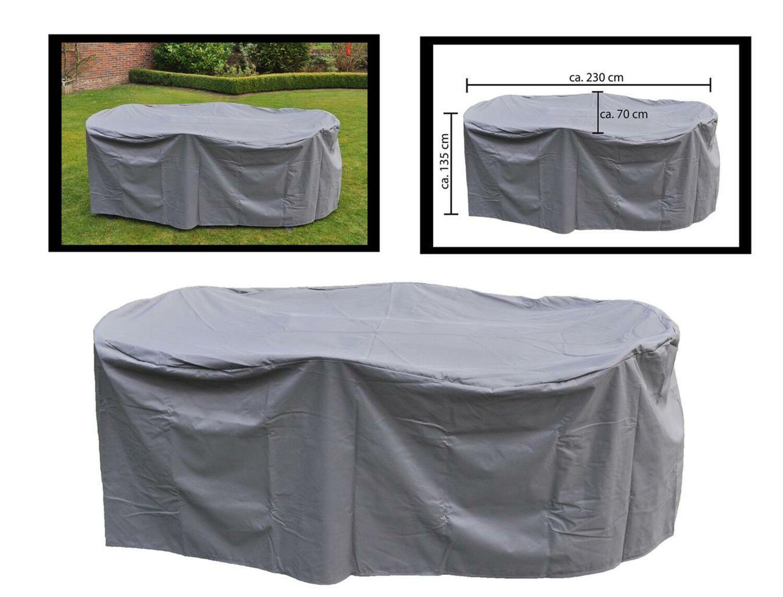 Abdeckung Schutzhülle Sitzgruppeplane Abdeckung Tisch Staubschutz Regenschutz