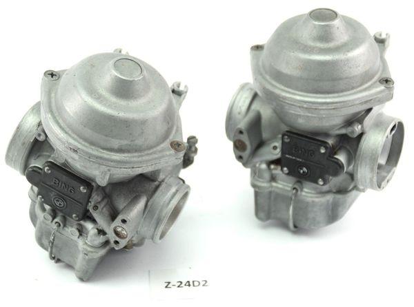 Détails sur BMW R 80 RT Bj 1987 - Carburateur Bing 64/32/353 + 64/32/354