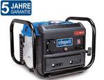 Scheppach SG1000 Benzin Stromerzeuger Generator Notstromaggregat 230 V max 700 W - Bild 1