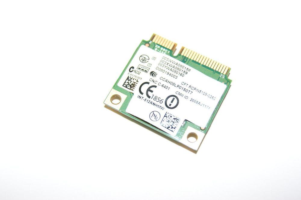 Sony Vaio Pcg 6y2m Vgn Z11wn Wifi Card 512an Hmw 2453 Ebay