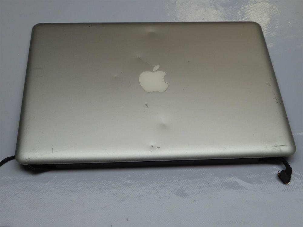 apple macbook pro a1278 13 komplett display mid2008. Black Bedroom Furniture Sets. Home Design Ideas