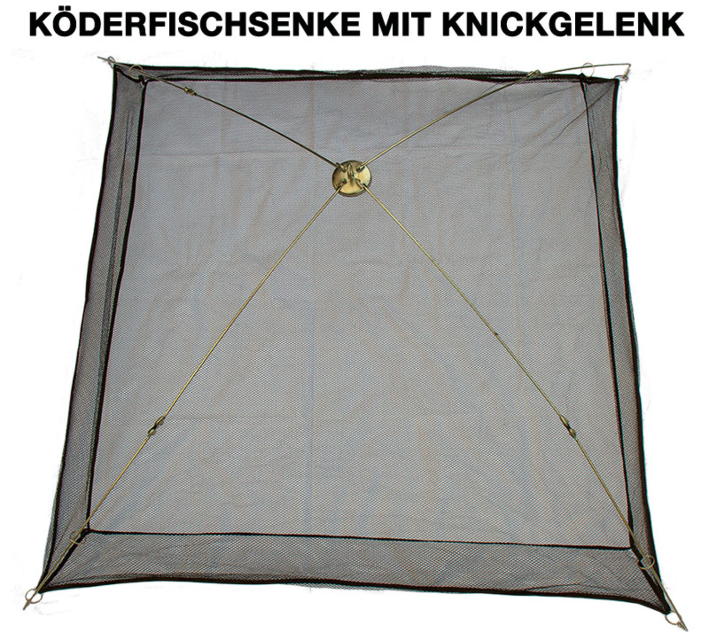 BALZER Ersatz Senknetz für Köderfische Köderfischsenke Senke 1m extra tief