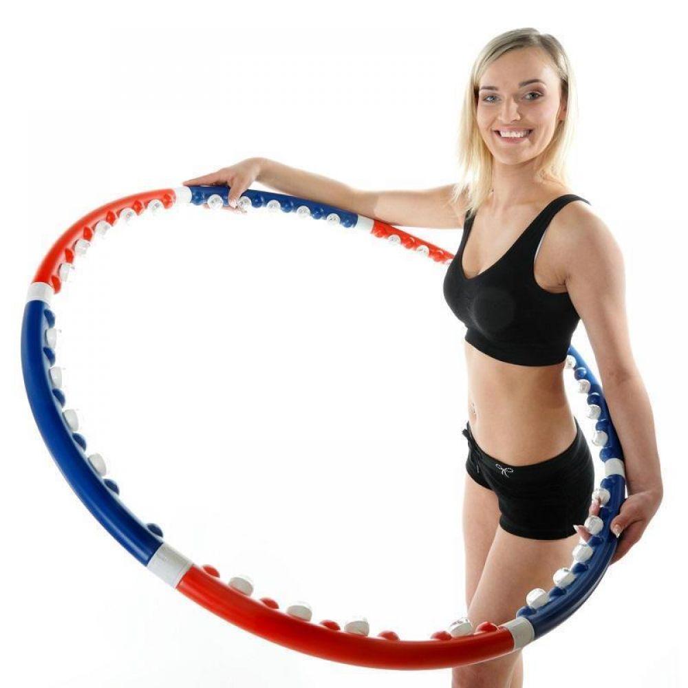 0233c5d6a6 Massage Hula Hoop with 35 Acu-pressure balls