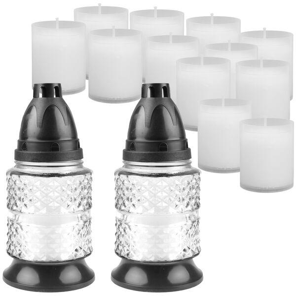 Eglo Halogen Lightbulb Reflector 10er Set E27 42W 300lm 2700K 12794