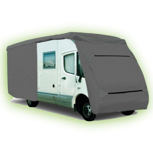 wohnmobil schutzh lle caravan abdeckung abdeckplane. Black Bedroom Furniture Sets. Home Design Ideas