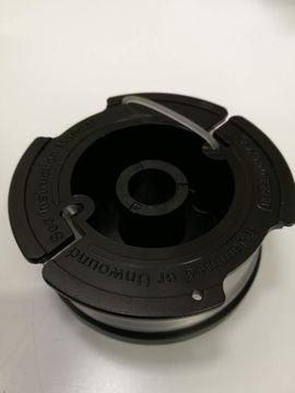 3 Packung for Black /& Decker A6481 Ersatz Spule Schnur for Gras Trimmer