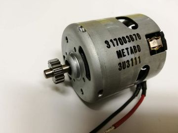 Metabo 317003670 Motor für SB 18 LT SB 18 LT Gleichstrommotor Moteur engines
