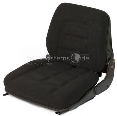 PICCOLO Schleppersitz Traktorsitz Staplersitz Baumaschinensitz Minibagger