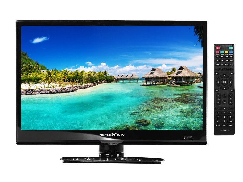 reflexion led tv 16 zoll tragbar fernseher full hd 1080p. Black Bedroom Furniture Sets. Home Design Ideas