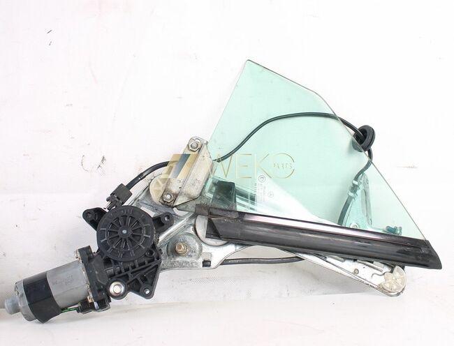 Mercedes Benz SLK R170 Fensterheber hinten rechts mit Scheibe Seitenscheibe
