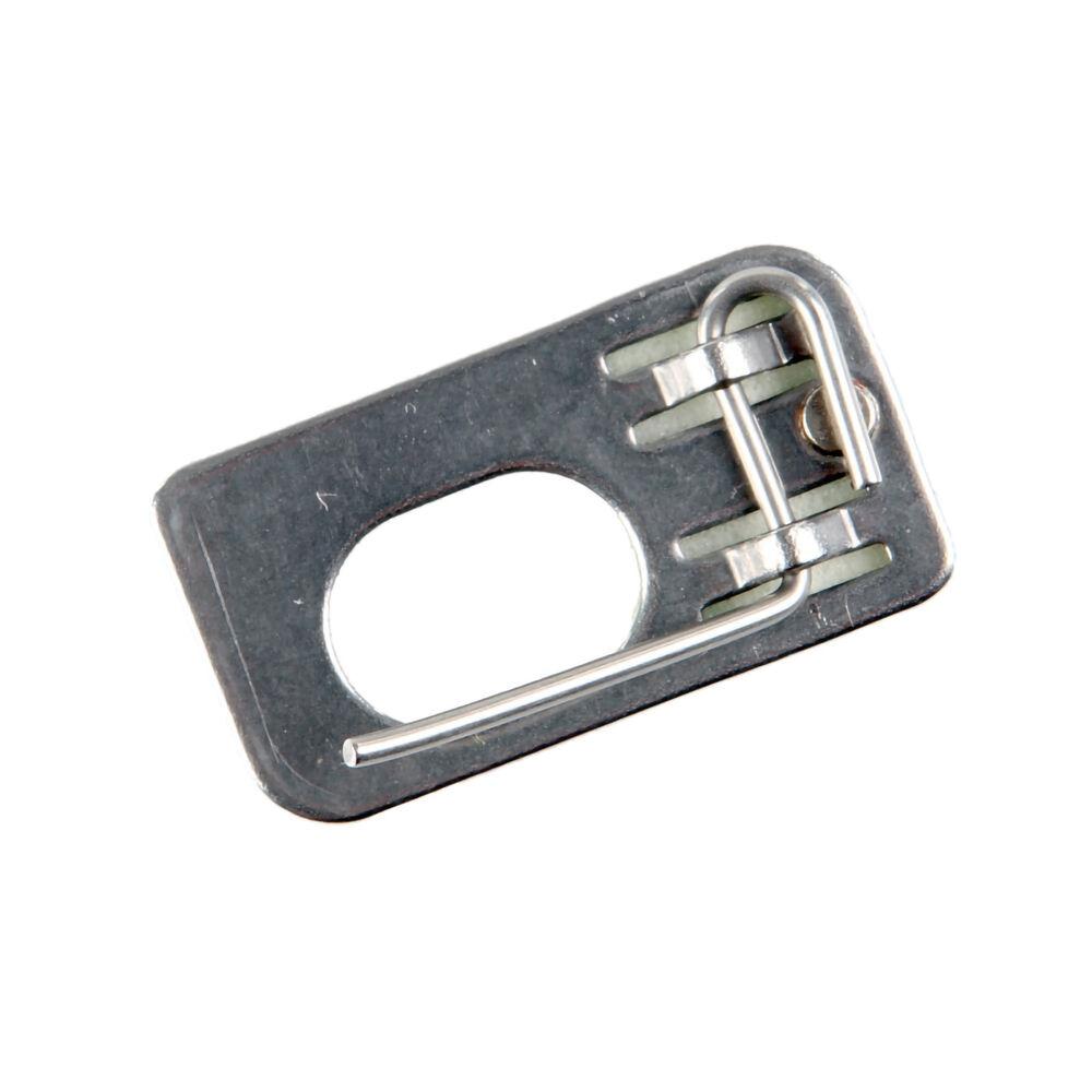 Flipper Aluminium Klebepfeilauflage Recurvebogen Metal GOMPY Pfeilauflage RR-2