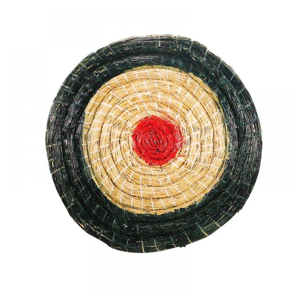 Runde Strohzielscheibe Bogenschießen Ziel Ø 65 cm