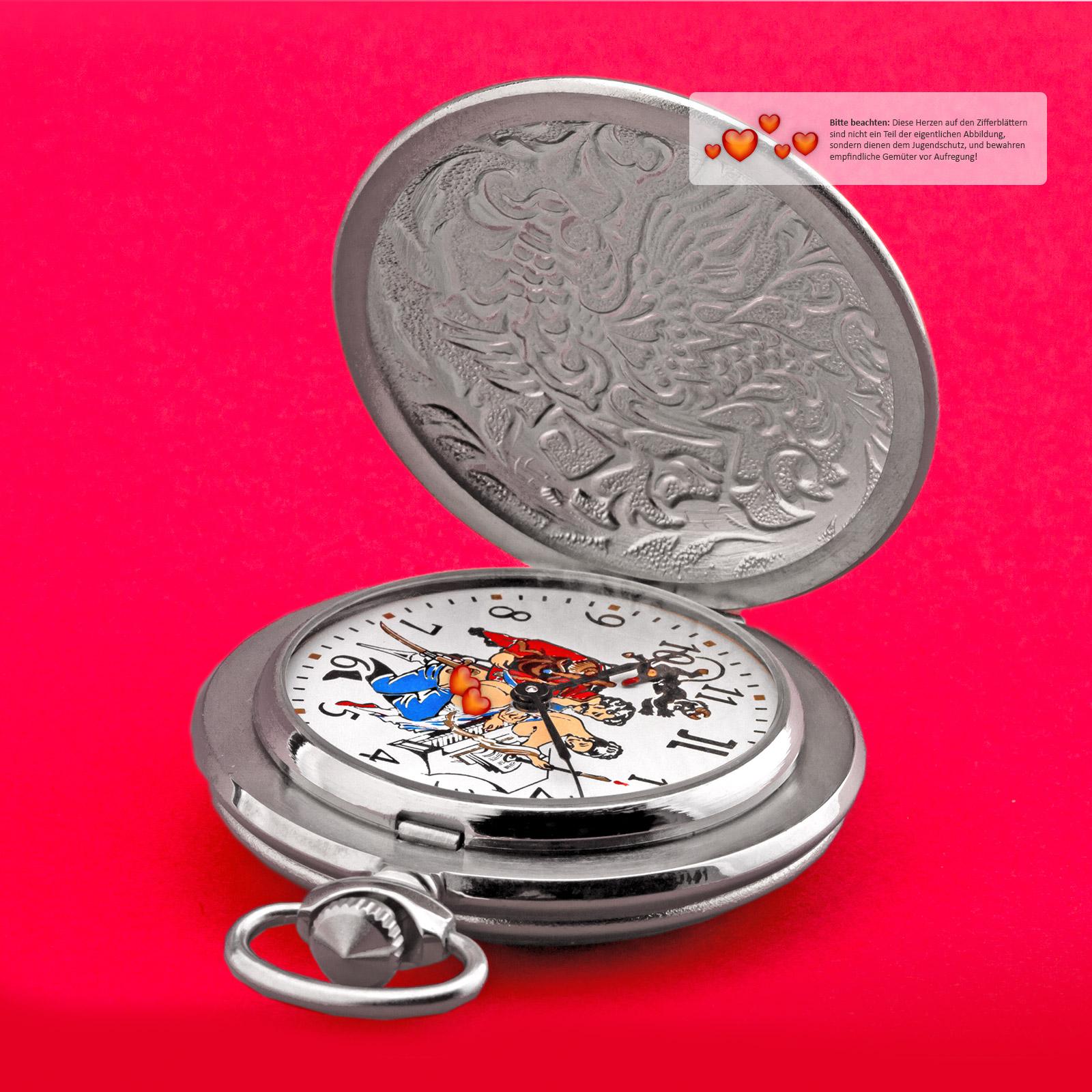 EROTIK-Taschenuhr-sexspielzeug-Pilot-Husar-Piano-mechanische-Uhr-3602-MOLNIJA-JL Indexbild 26