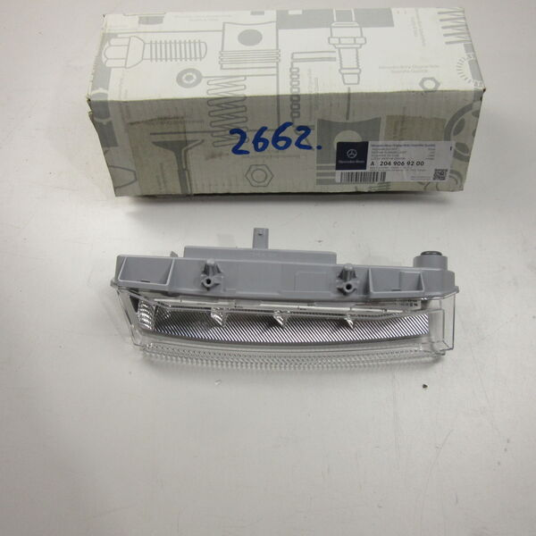 TAGFAHRLICHT TAGFAHRLEUCHTE MERCEDES B-KLASSE W246 W242 LED RECHTS A2049069200