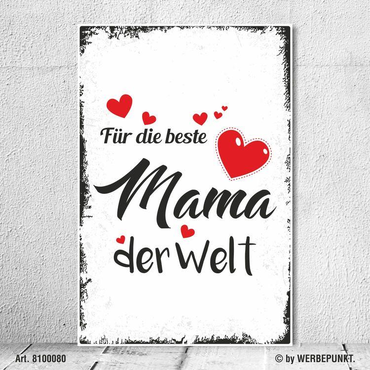Schritt Mütter Geburtstag Geschenk