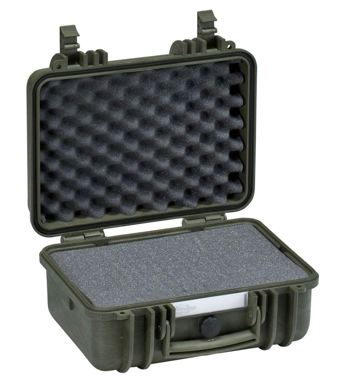 Explorer Cases 2214 Outdoor Koffer Hartschale 246x215x162mm grün