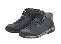 Women shoes Rieker Boot L5223 Synthetic with a sole made from EVA.