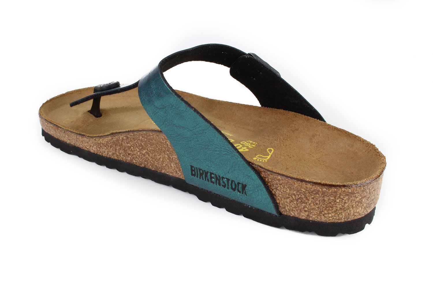Birkenstock-Gizeh-Birko-Flor-Womens-Shoes-Slides-Sandals-anatomical-footbed-NEW thumbnail 20
