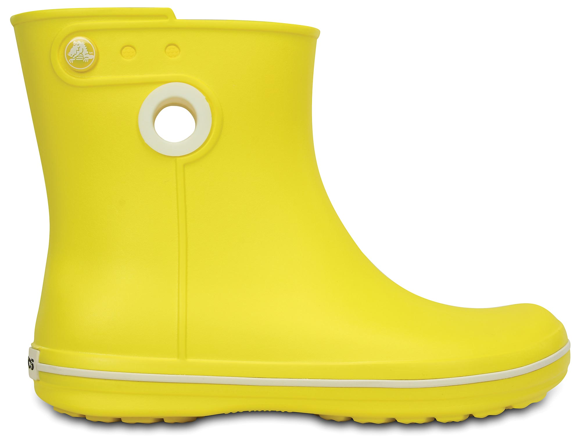 ab5027a9aa3be4 Crocs Jaunt Shorty Women Womens Croslite Rubber Boot Shoes Wellington   Picture 2 of 4  Picture 3 of 4  Picture 4 of 4