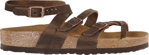 Birkenstock Seres Leather Camberra Leather Women Sandals slipper footbed -  NEW 48c4f69b56