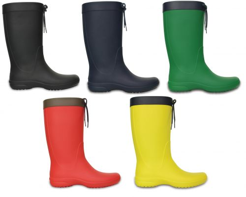 d2731d18c6a2 Crocs Freesail Rain Boot Womens Shoes Rubber Boot Wellington