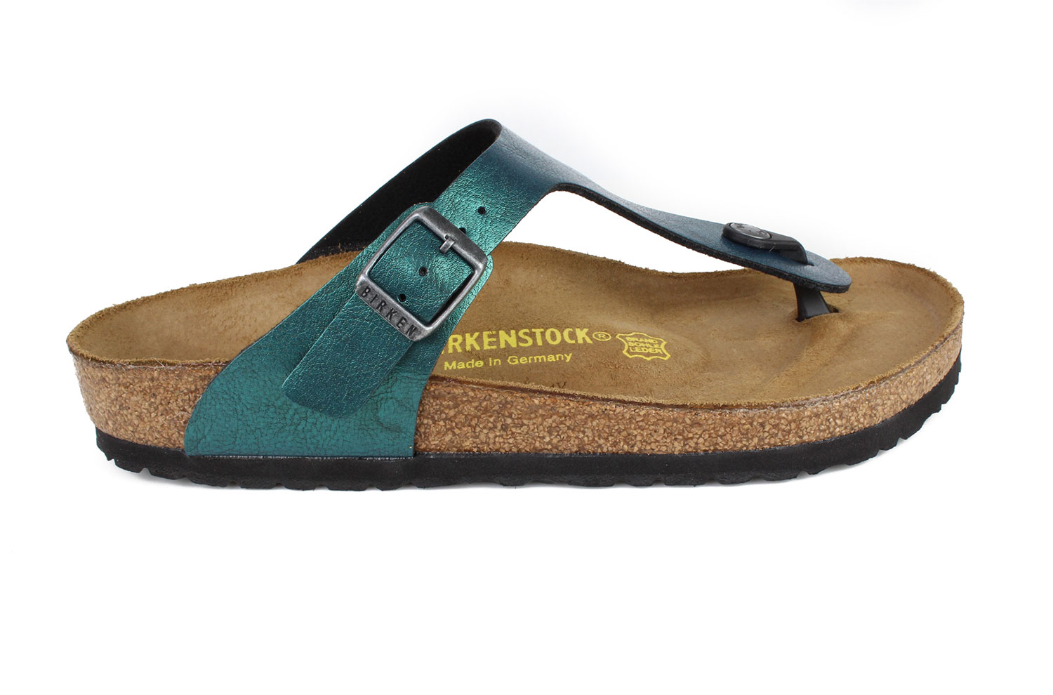 Birkenstock-Gizeh-Birko-Flor-Womens-Shoes-Slides-Sandals-anatomical-footbed-NEW thumbnail 23