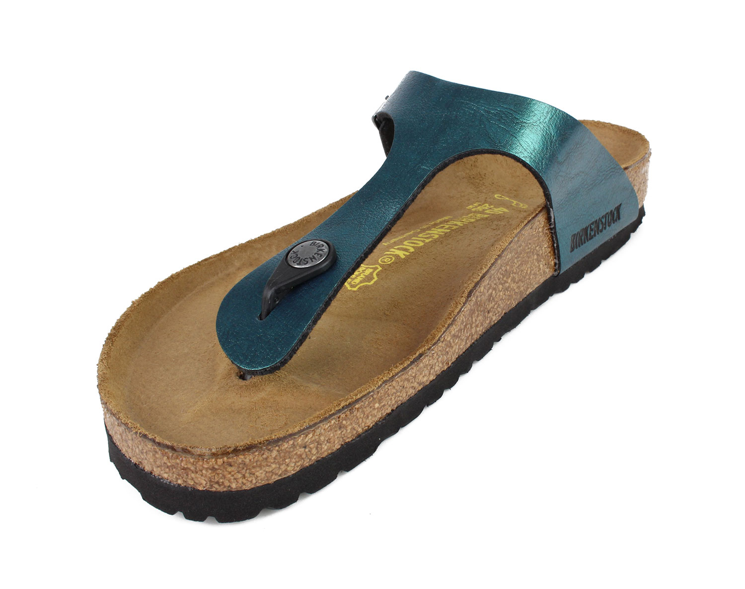 Birkenstock-Gizeh-Birko-Flor-Womens-Shoes-Slides-Sandals-anatomical-footbed-NEW thumbnail 18