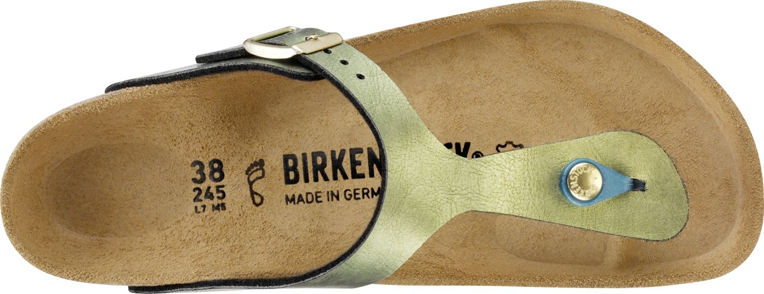 Birkenstock-Gizeh-Birko-Flor-Womens-Shoes-Slides-Sandals-anatomical-footbed-NEW thumbnail 7