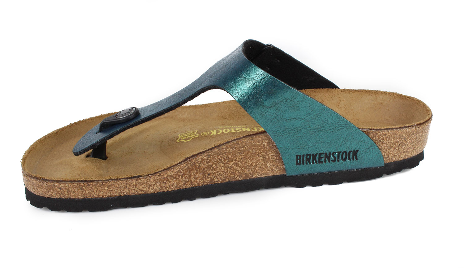 Birkenstock-Gizeh-Birko-Flor-Womens-Shoes-Slides-Sandals-anatomical-footbed-NEW thumbnail 19