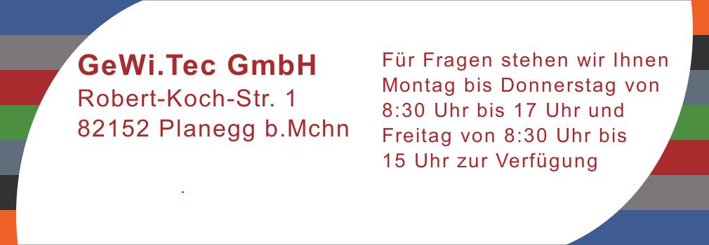 GeWi.Tec GmbH