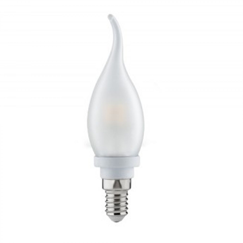 Paulmann LED Retro-Kerze Cosylight 4,5W E14 Satin Warmweiß dimmbar
