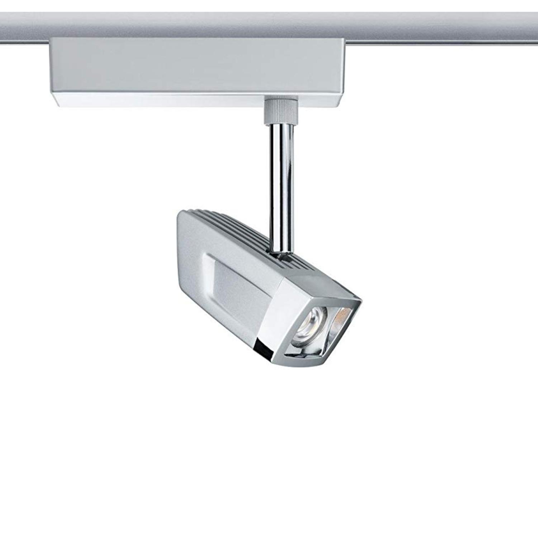Paulmann 666.07 Zylo LED Spotlights Balken Strahler 2x1W Chrom 230V