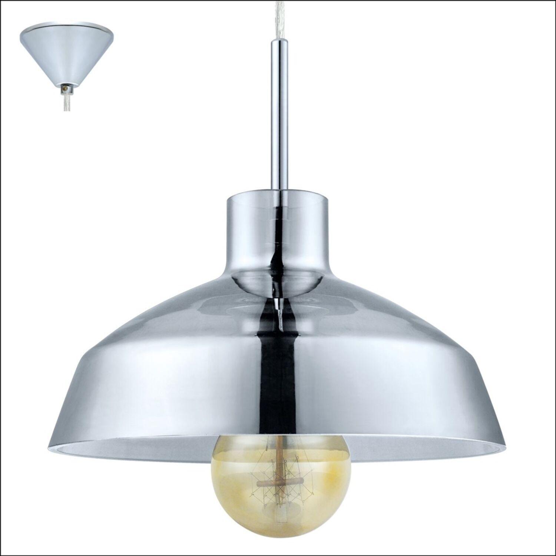 Deckenleuchte Leuchte 60W E27 Lampe Pendelleuchte Vintage 49267 Eglo